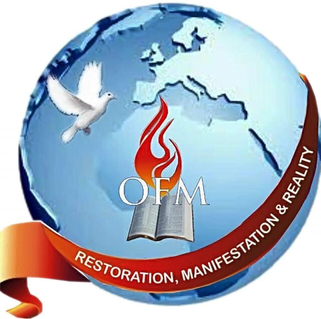 Omega Fire Ministries - National logo Restoration, Manifestation & Reality